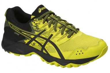 Asics gel sonoma 3 g tx t727n 8990 homme chaussures de running jaune 46 1 2
