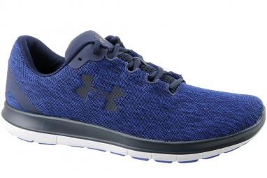 Ua remix 3020193 400 homme chaussures de running bleu 40