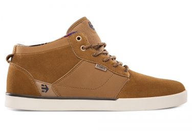 chaussures bmx etnies jefferson mid marron 46