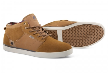 chaussures bmx etnies jefferson mid marron 42 1 2
