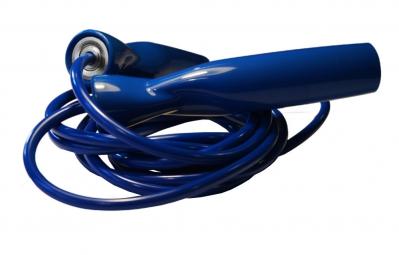 EXCELLERATOR Corde à sauter vinyle SPORT 2m85 Bleu