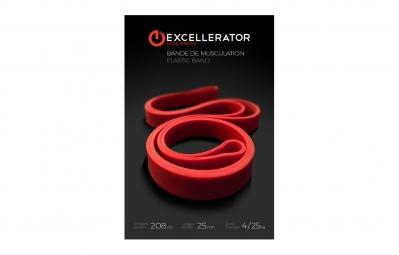EXCELLERATOR Bande de Musculation Résistance 4-25 Kg