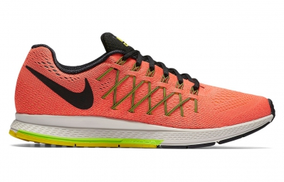6d704f664c27 Chaussures de Running Femme Nike AIR ZOOM PEGASUS 32 Orange ...