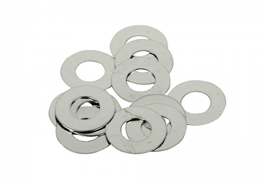 A2Z Set of 10 washers of Calibration for Calipers and Brake Disc.