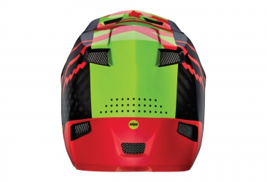 Casco Integral Fox RAMPAGE PRO CARBON Rouge