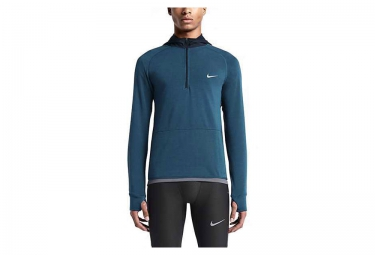 nike maillot dri fit sprint bleu xl