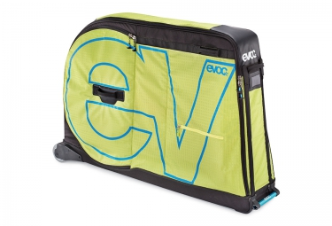 Sac de transport velo evoc bike travel bag pro 280l vert