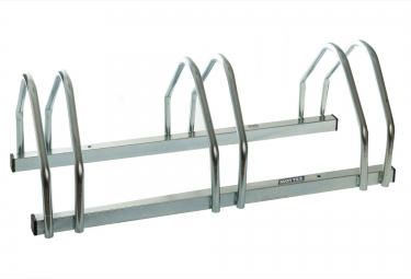 GNK Bike Rack 3 bikes Chrome