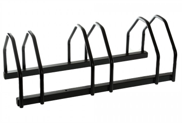 GNK Bike Rack 3 Bikes Black
