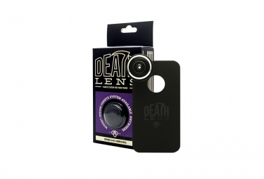 DEATHLENS IPhone 4 and 4S Fisheye Lens Black