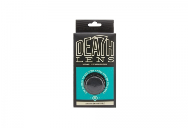 DEATHLENS Galaxy S4 Wide Angle Lens Black