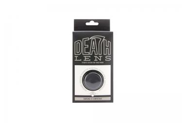 DEATHLENS Fisheye pour Galaxy S5 Noir