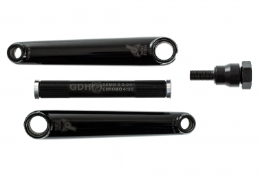 PROFILE COLUMN 22mm Cranks Black