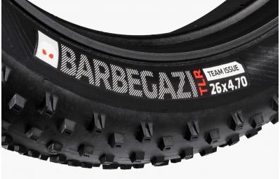 BONTRAGER Pneu Fat Bike BARBEGAZI Team Issue 26x4.70 TLR