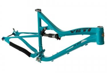 YETI 2014 575 Frame Turquoise 27.5'' 146mm + CTD Adjust shock