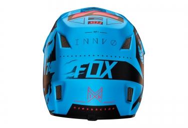 Casque FOX Rampage Comp Union Bleu