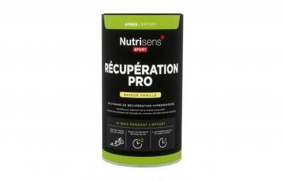 NUTRISENS Boisson de récupération RECUPERATION PRO 450g Vanille