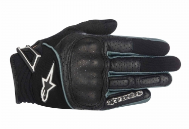 paire de gants alpinestars performance black s