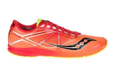 Chaussures de Running Saucony TYPE A ViziPRO Rouge / Orange