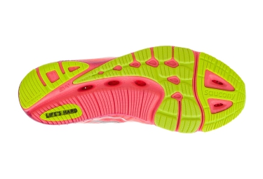 saucony type a vizipro orange rose jaune femme 38 1 2
