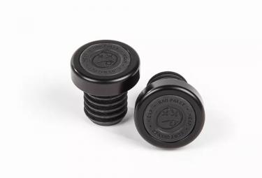 BSD Embouts de Guidon M CAPS Noir