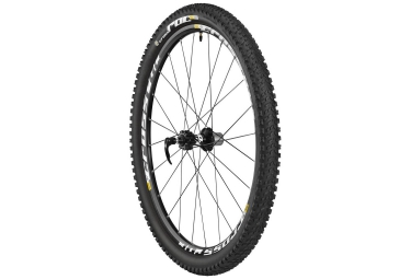 MAVIC 2015 Crossroc 27,5'' Rear Wheel 9x135mm Crossroc Roam 2.2 Tire