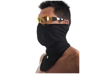 assos tour de cou neckprotector s7 noir l xl