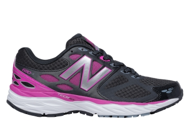new balance w 680 v3 largeur b noir rose 37 1 2