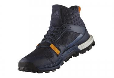 adidas supernova rivolta paio di scarpe blu arancione