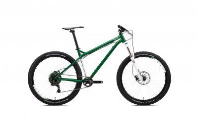 VTT Semi-Rigide NS Bikes ECCENTRIC CROMO 27.5'' Vert 2016