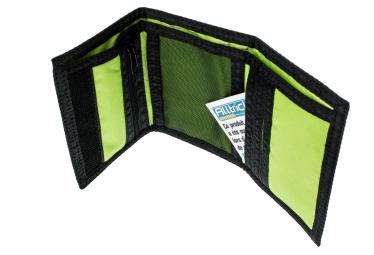 ETNIES Portefeuille ICON OUTLINE Noir Vert