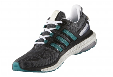 quality design 3eed0 eaf49 ADIDAS ENERGY BOOST 3 Pair of Shoes Black Grey Green