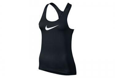 Nike debardeur pro cool noir femme l