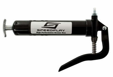 SPEEDPLAY Pistolet à Graisse avec une recharge GREASE GUN