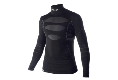Maillot manches longues Biotex Warm Effect Noir