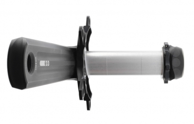 ROTOR Pédalier Route 3D+ Triple 130/74 mm