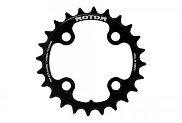 Plateau vtt rotor noq xc3 interne 104 64 mm noir 22