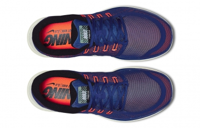 NIKE FREE 5.0 FLASH Bleu