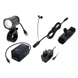 Image of Sigma lampe karma evo pro k set black