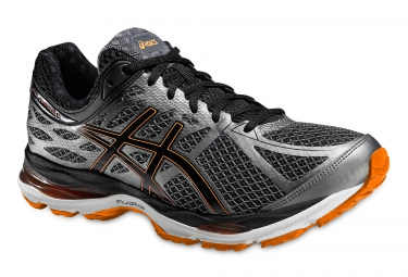 ASICS Shoes Gel CUMULUS 17 Black Orange