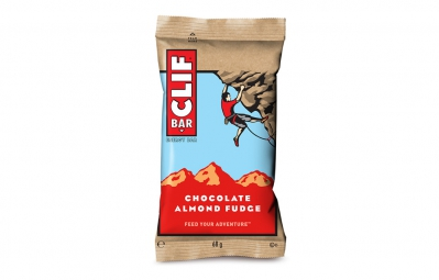 clif bar barre energetique chocolat amande