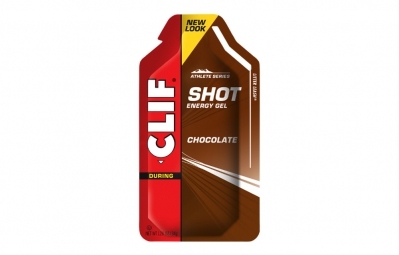 Clif bar gel energetique clif shot chocolat