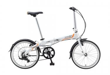 Vélo Pliant Dahon VYBE D7 - 20'' Panaché 7V Blanc