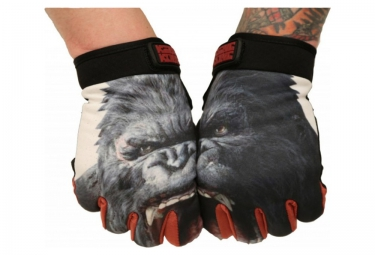 KING KONG Paire de Gants ANGRY