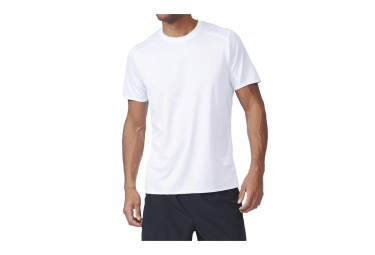 adidas maillot manches courtes graphique response blanc s