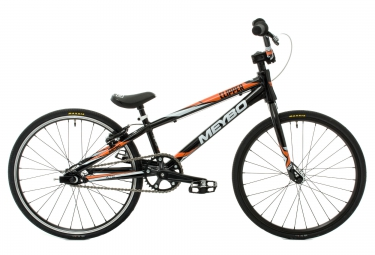 BMX Completa MEYBO CLIPPER Mini Nera Arancione