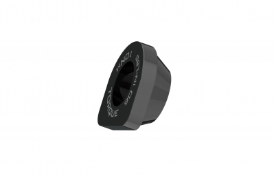 trek rocker pivot nuts m10x1 0 seatstay noir