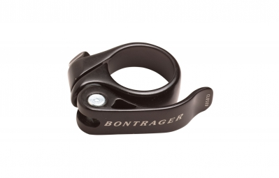BONTRAGER Seat clamp 31.9-32.5mm Black