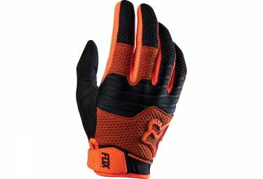 FOX Paire de Gants longs SIDEWINDER Orange