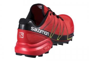 SALOMON SPEEDCROSS PRO Rouge Noir